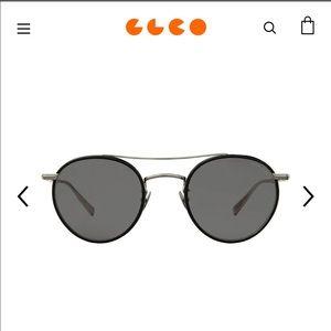 🆕 RIMOWA x Garrett Leight Sunglasses 🕶 Black